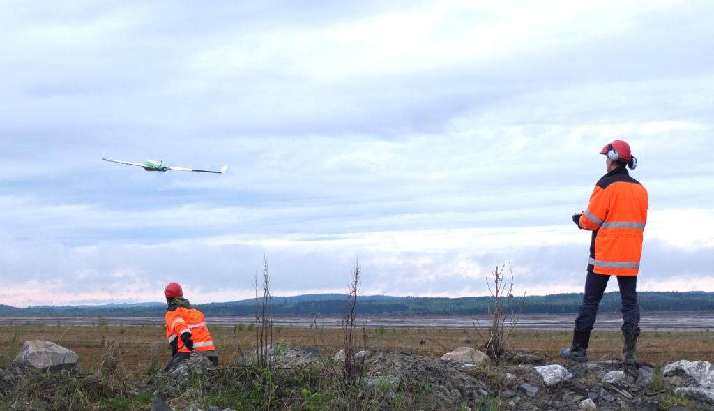 Magnetic field measurements, Unmanned Aerial Vehicle, UAV
